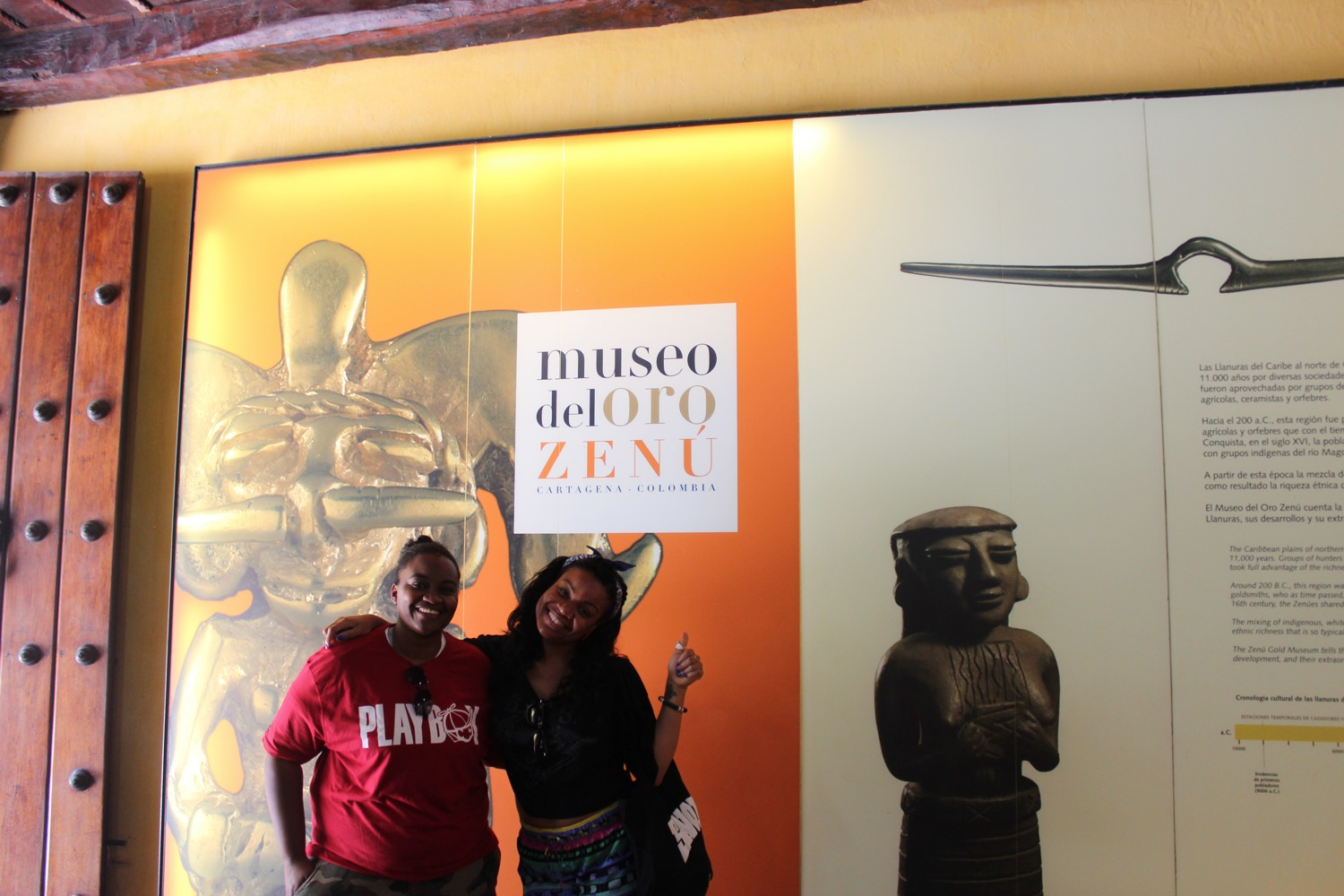 Museum hopping in Cartagena, Colombia