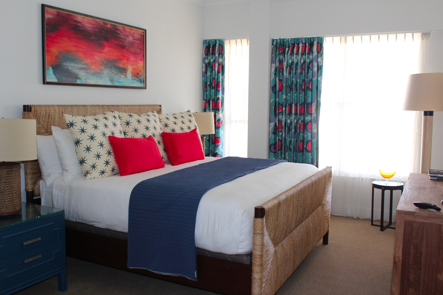 presidential suite at hawks cay