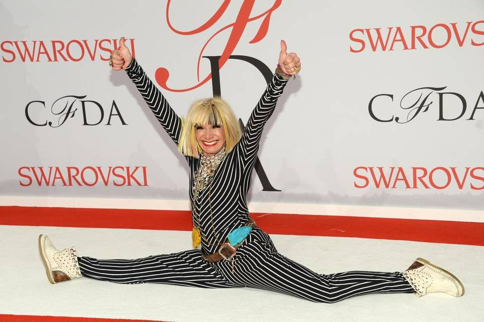 GTS Photo Of The Day: Happy Birthday Betsey Johnson!