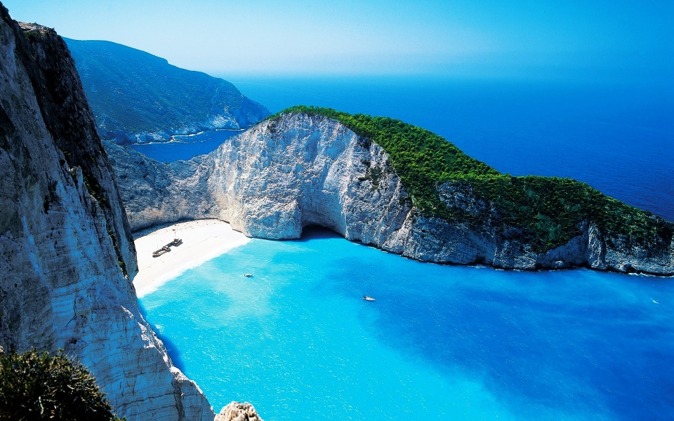travel to ionian islands greece