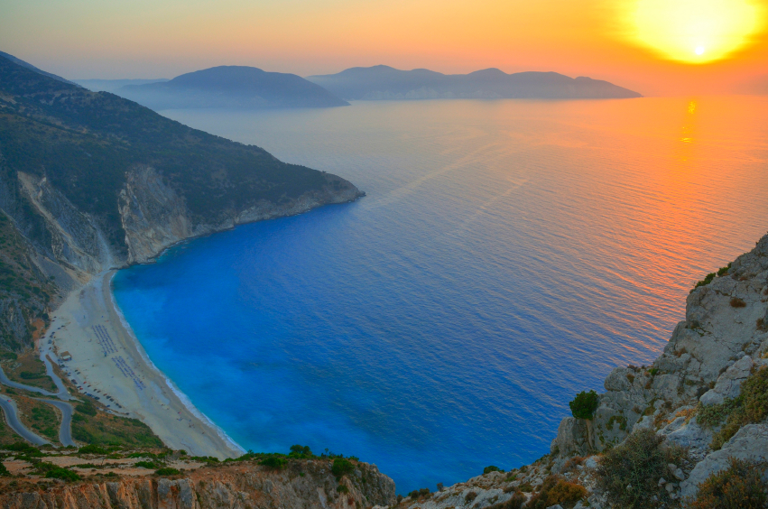 travel to ionian islands