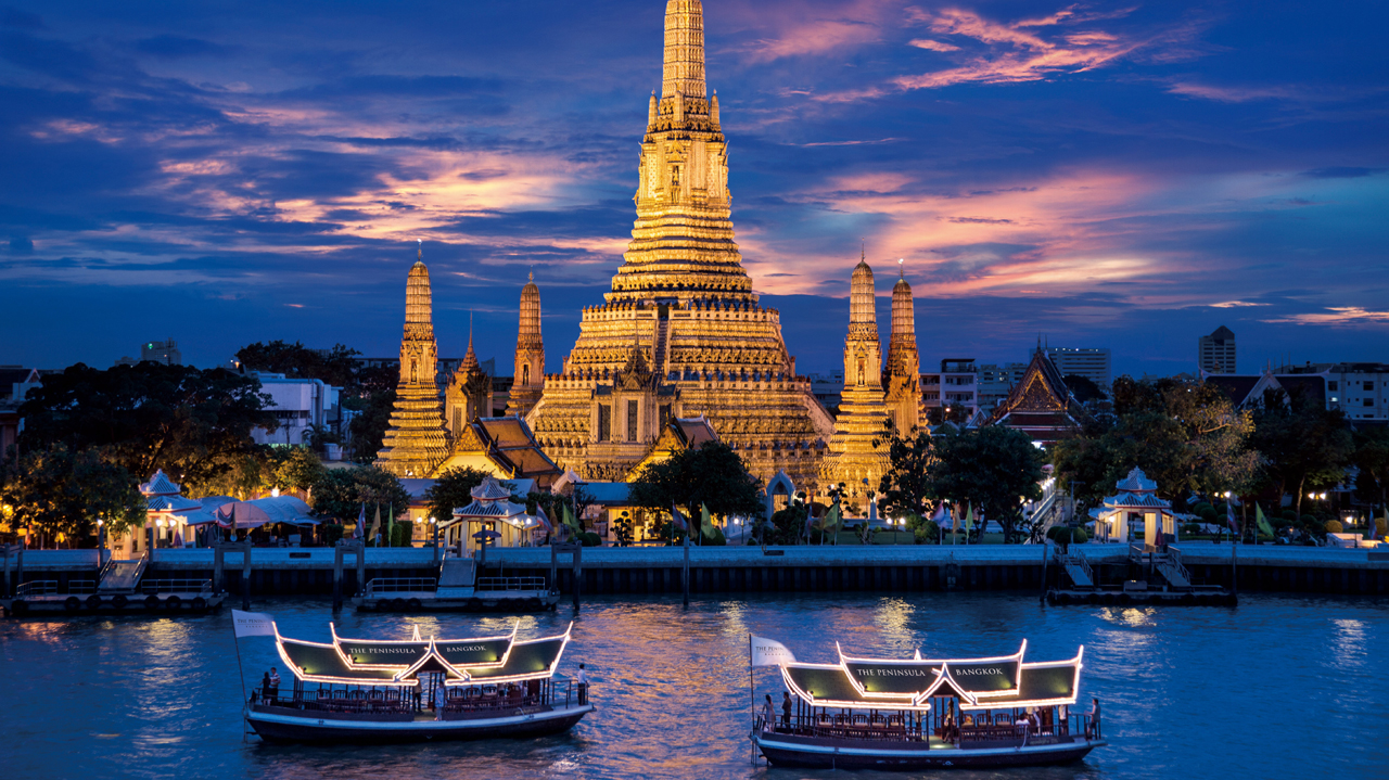 tops things to do in Bangkok