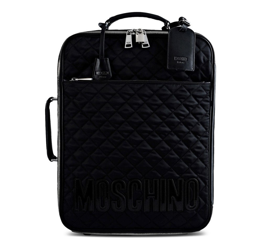 Moschino Wheeled Luggage