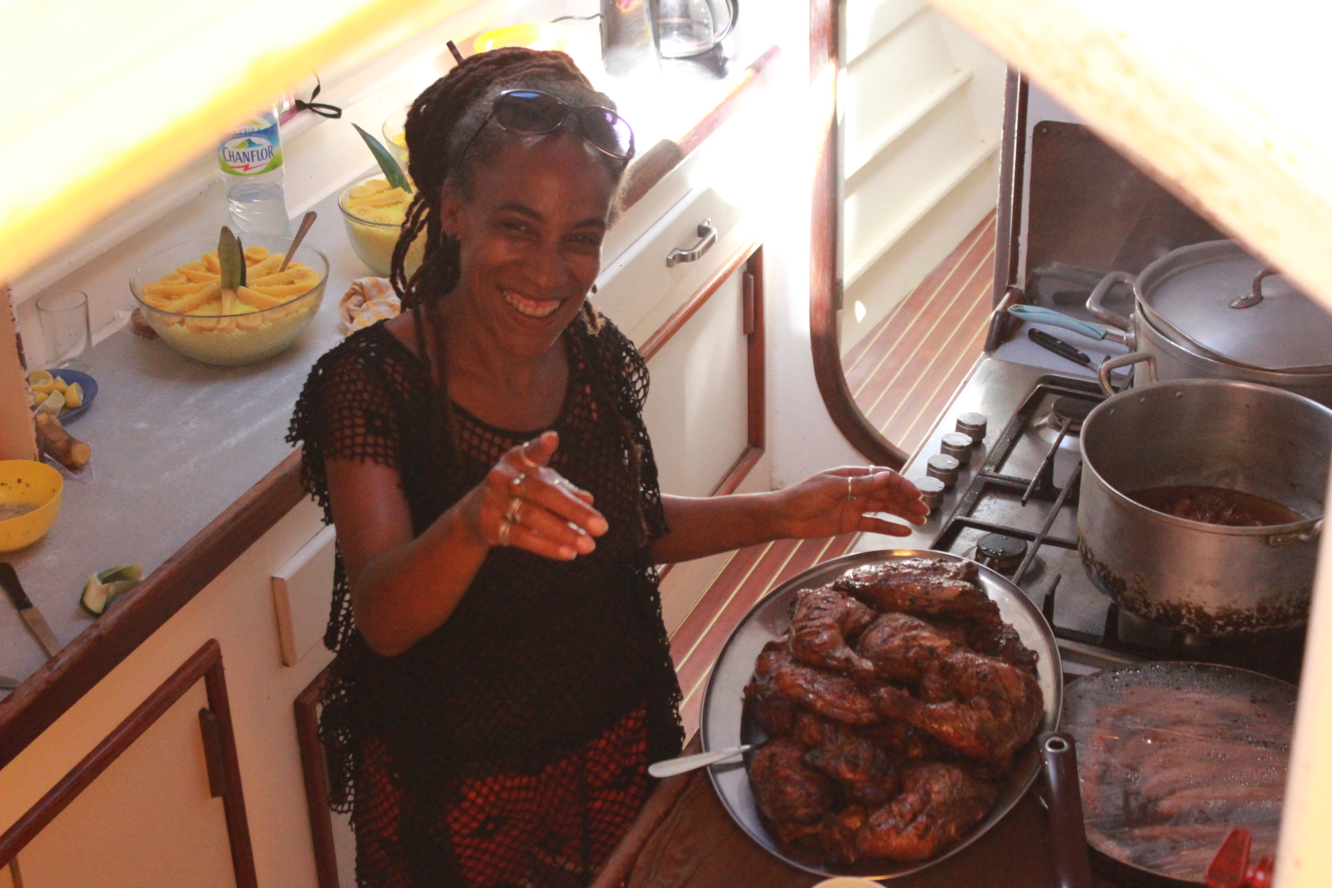 eat like a local in martinique
