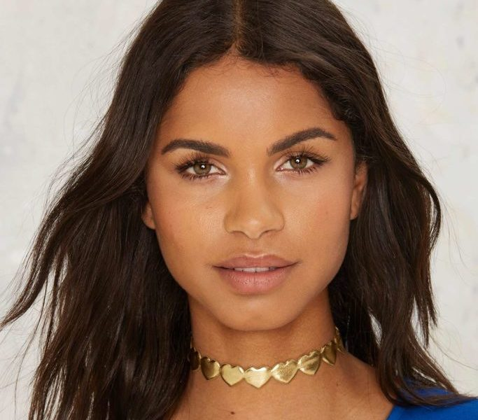nasty gal heart choker