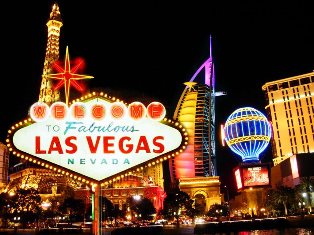 fall travel to las vegas
